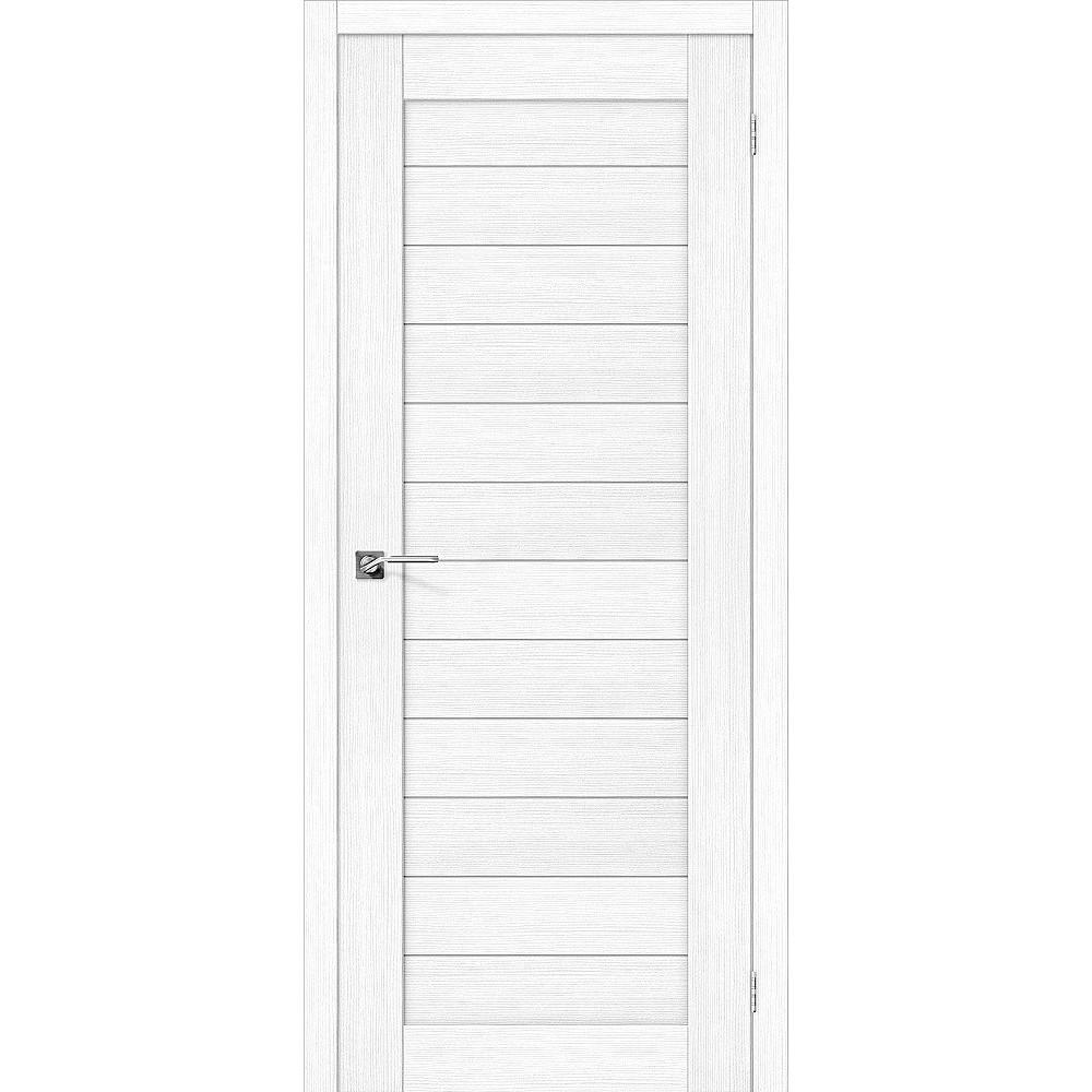 Межкомнатная дверь Порта-21 Snow Veralinga
