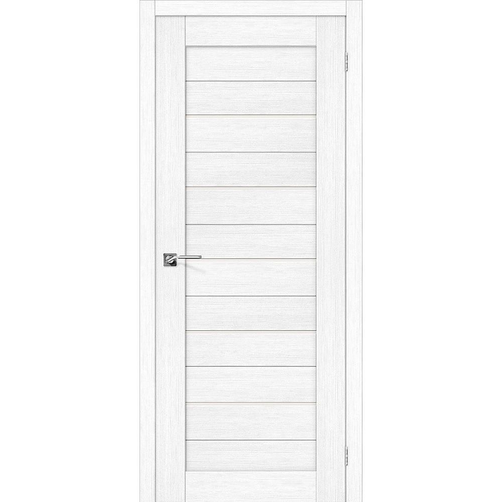 Межкомнатная дверь Порта-22 Snow Veralinga/Magic Fog