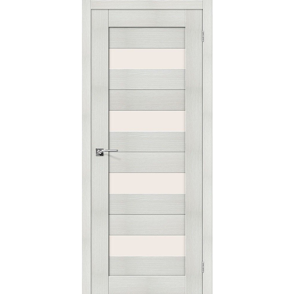 Межкомнатная дверь Порта-23 Bianco Veralinga/Magic Fog