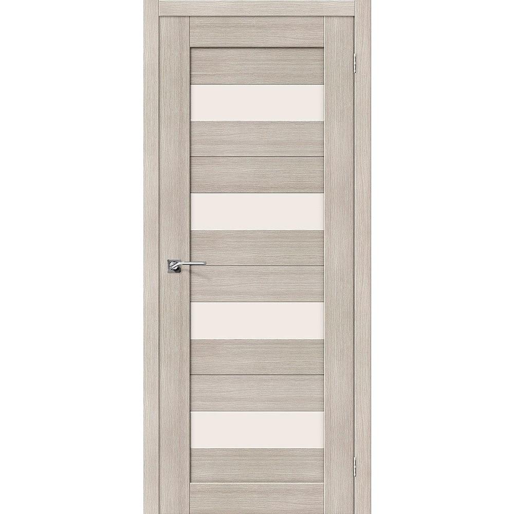 Межкомнатная дверь Порта-23 Cappuccino Veralinga/Magic Fog