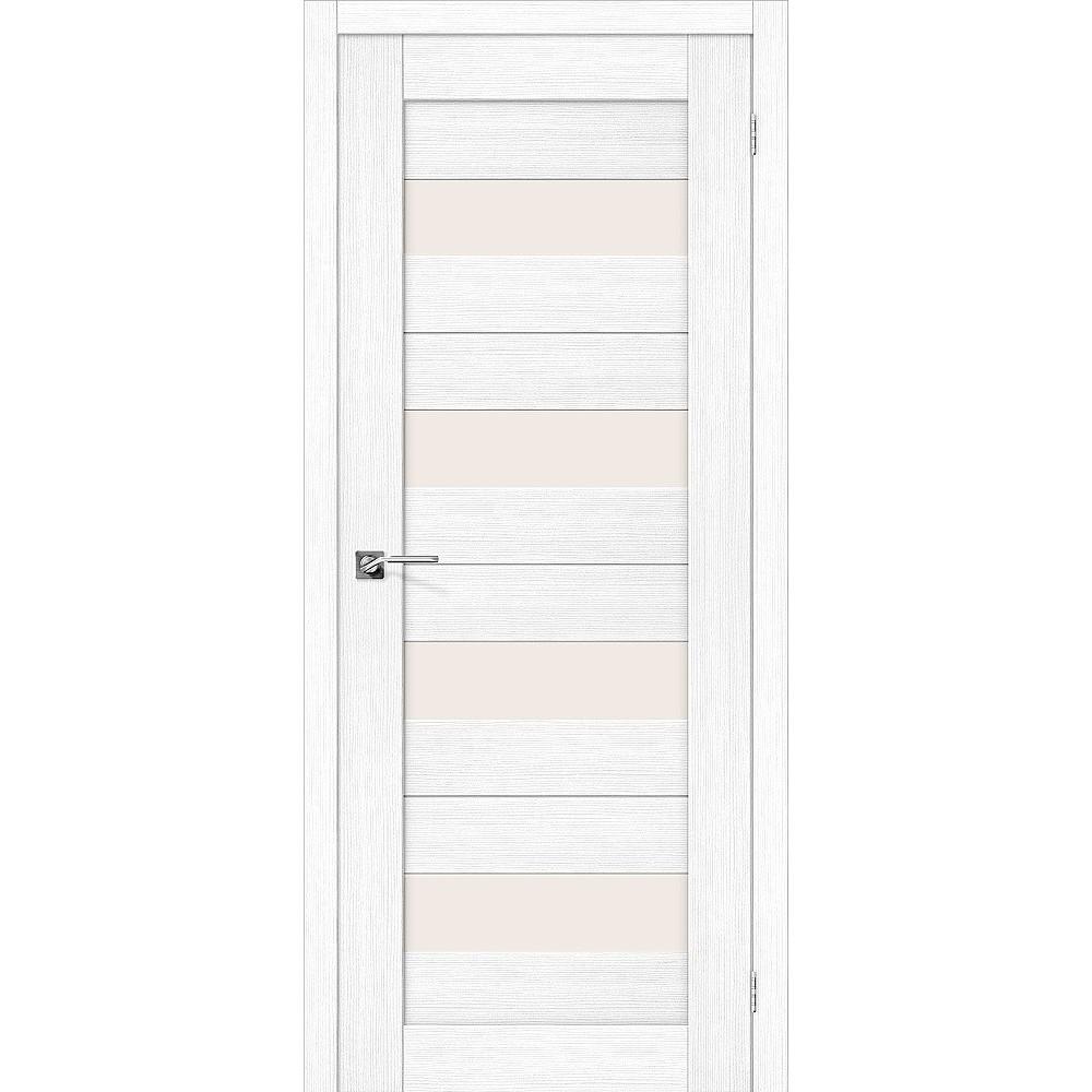 Межкомнатная дверь Порта-23 Snow Veralinga/Magic Fog