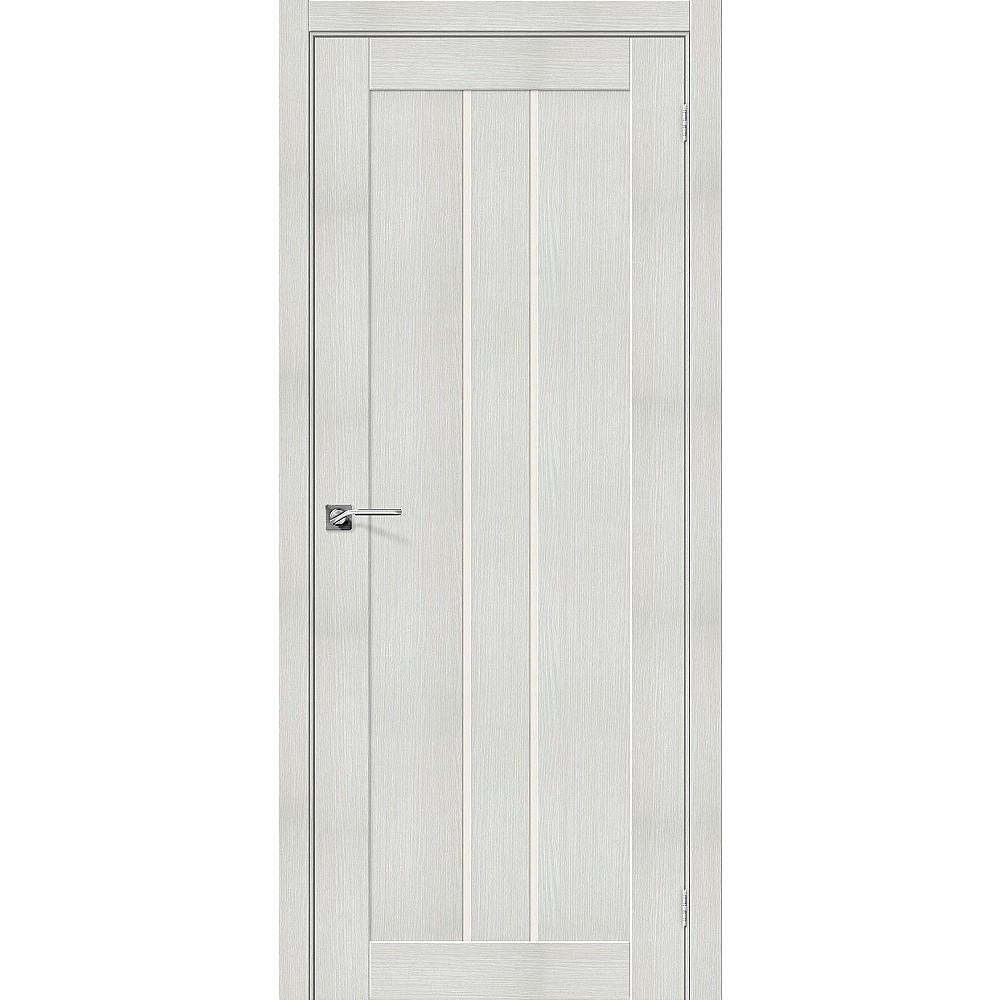 Межкомнатная дверь Порта-24 Bianco Veralinga/Magic Fog