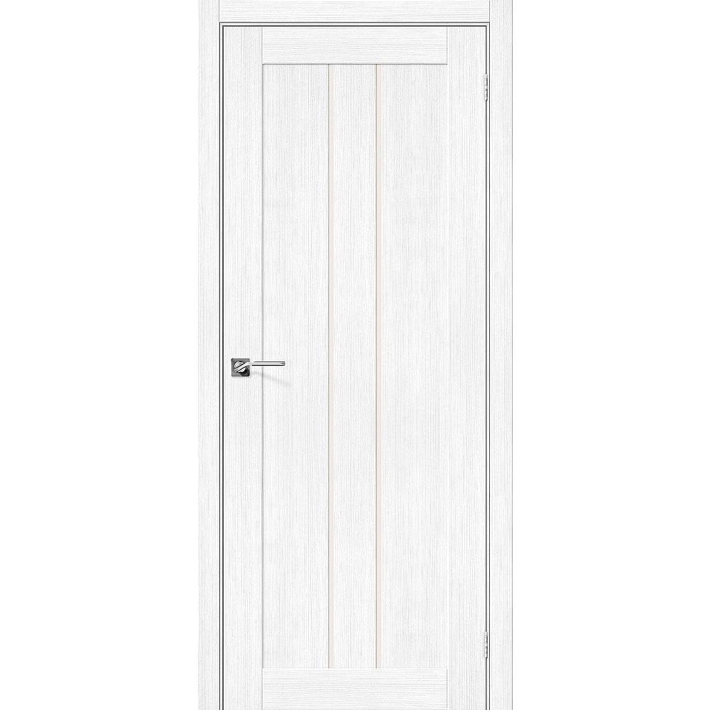 Межкомнатная дверь Порта-24 Snow Veralinga/Magic Fog