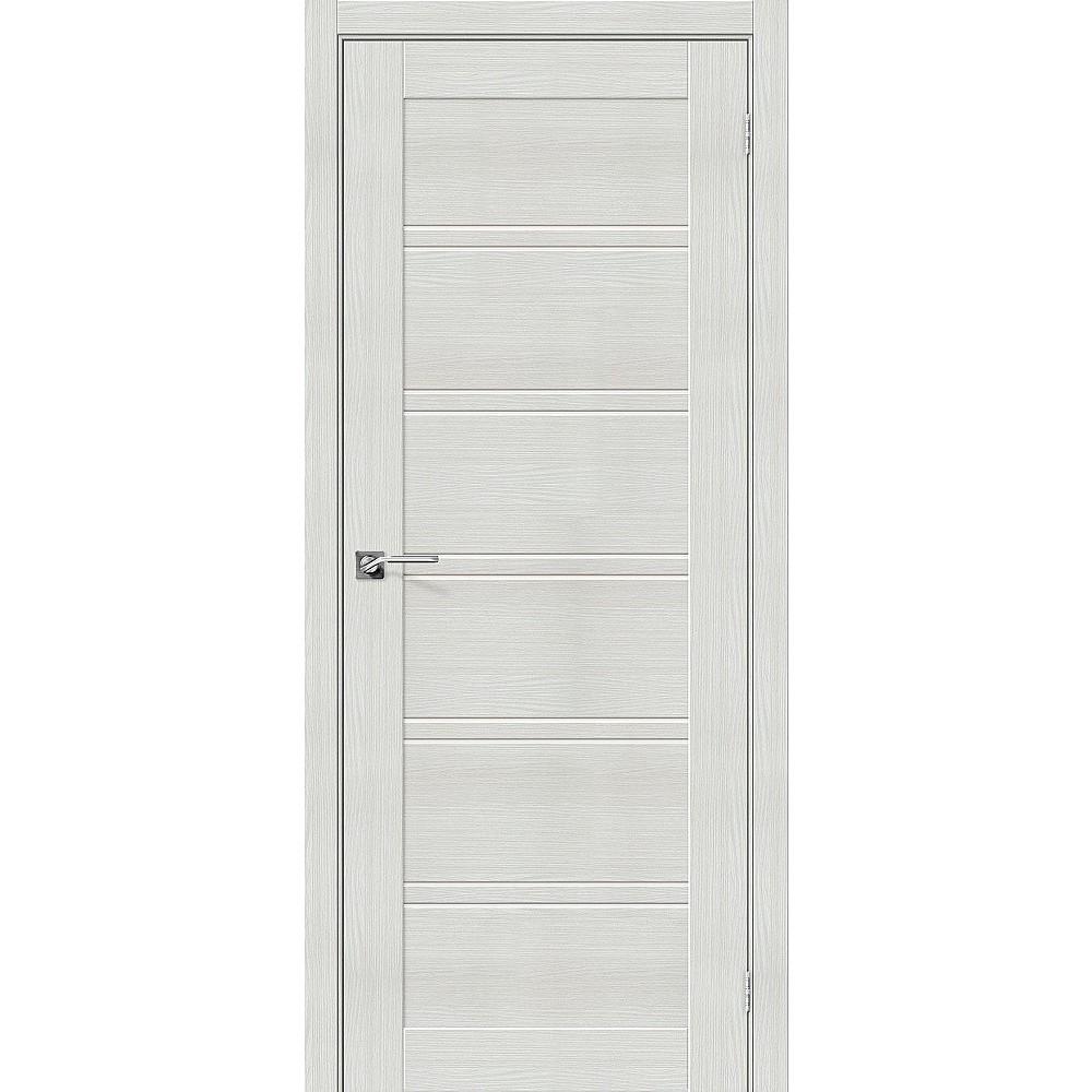Межкомнатная дверь Порта-28 Bianco Veralinga/Magic Fog