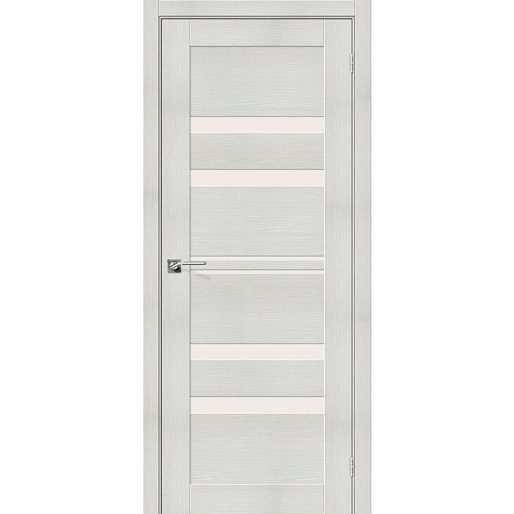 Межкомнатная дверь Порта-30 Bianco Veralinga/Magic Fog