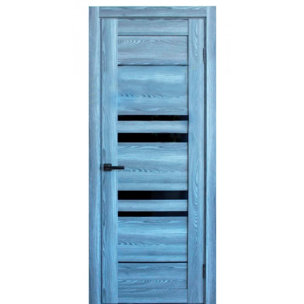 Межкомнатная дверь М-31 Ясень Ревьера Грей