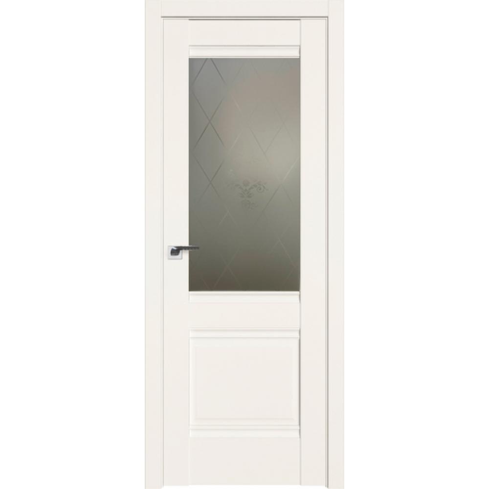 Межкомнатная дверь МО-22 Полиропилен Аляска