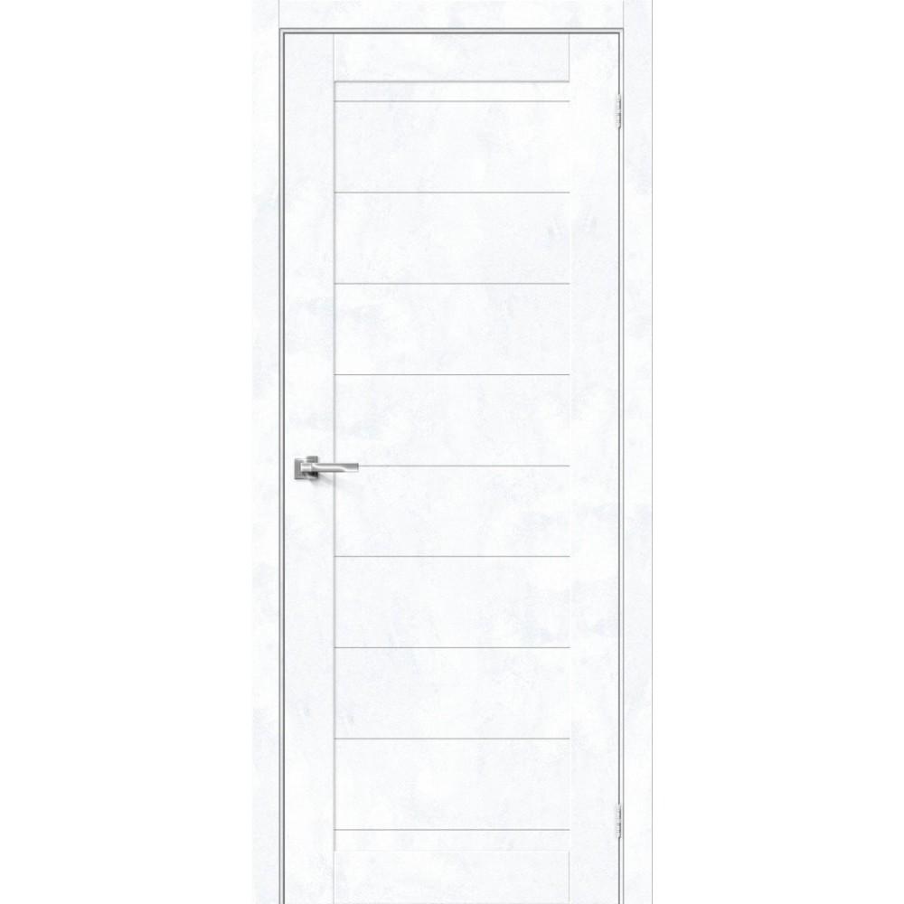 Межкомнатная дверь Браво-21 Snow Art