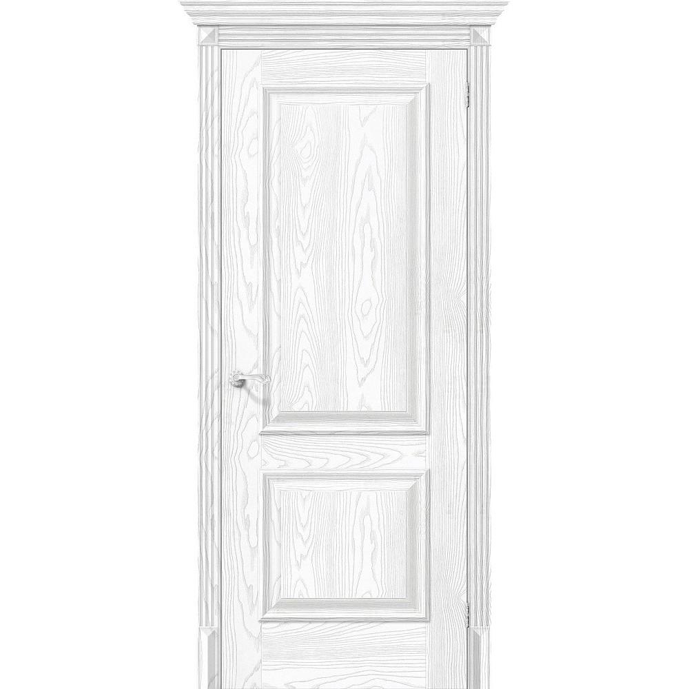Межкомнатная дверь Классико-12 Silver Ash