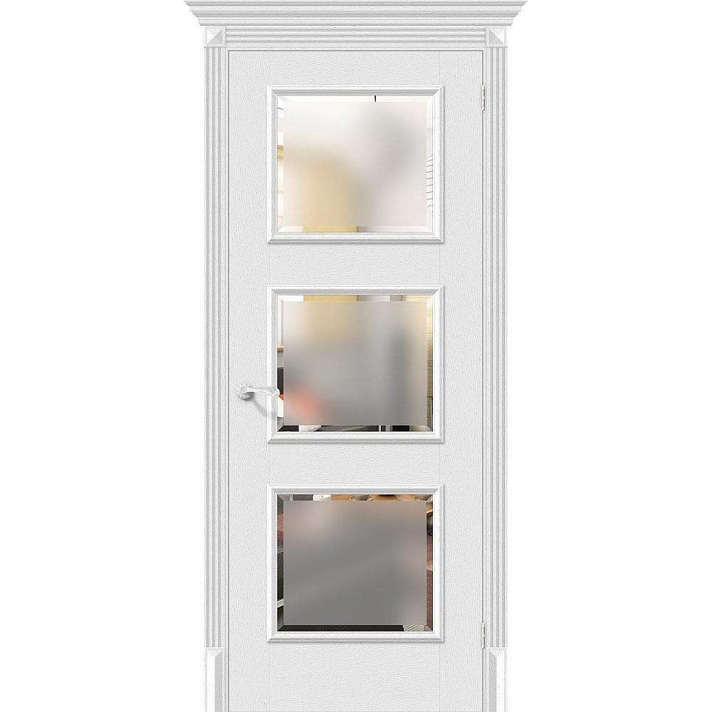 Межкомнатная дверь Классико-17.3 Virgin/Magic Fog