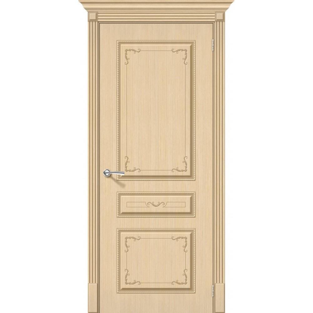 Межкомнатная дверь Классика Ф-22 (БелДуб)