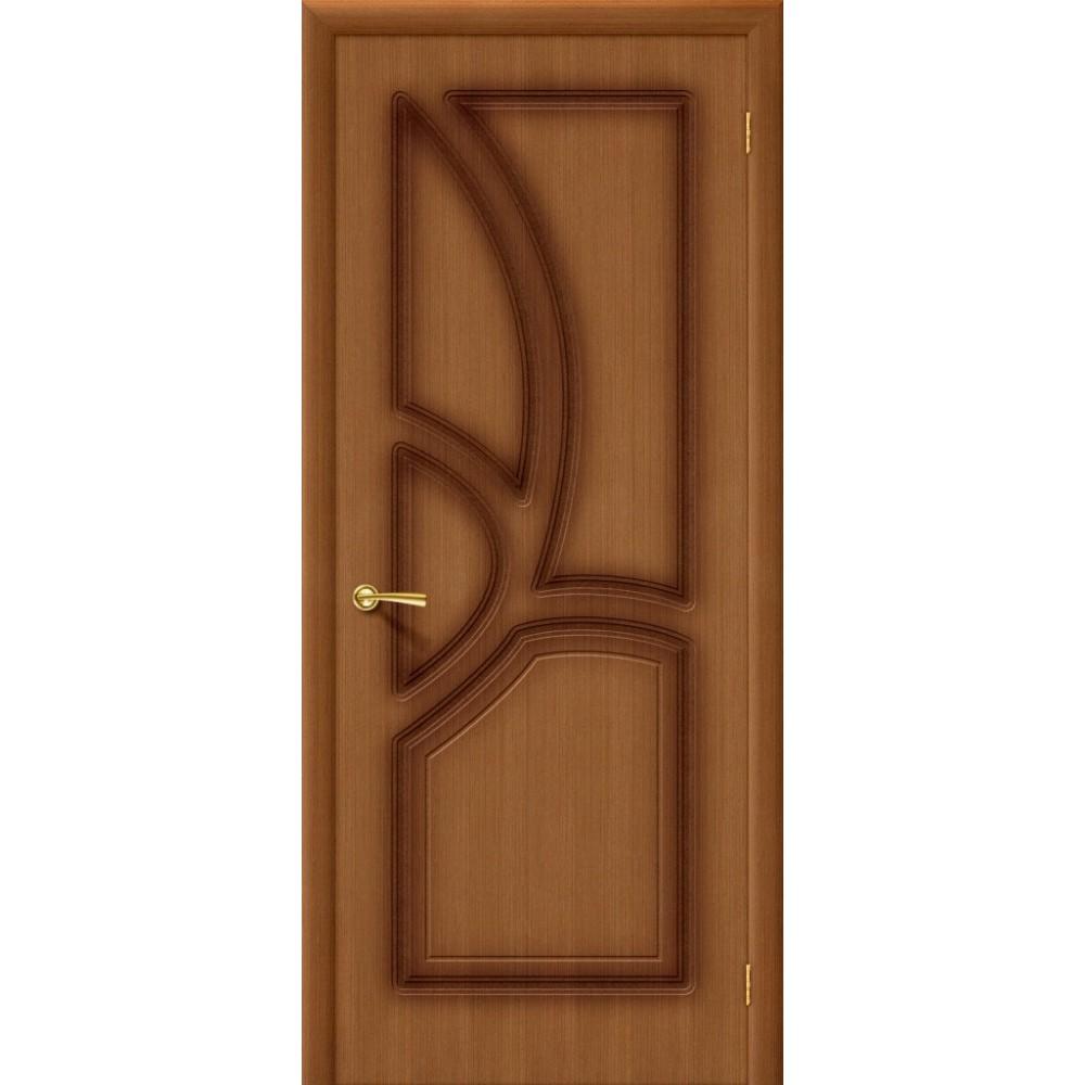 Межкомнатная дверь Греция Ф-11 (Орех)