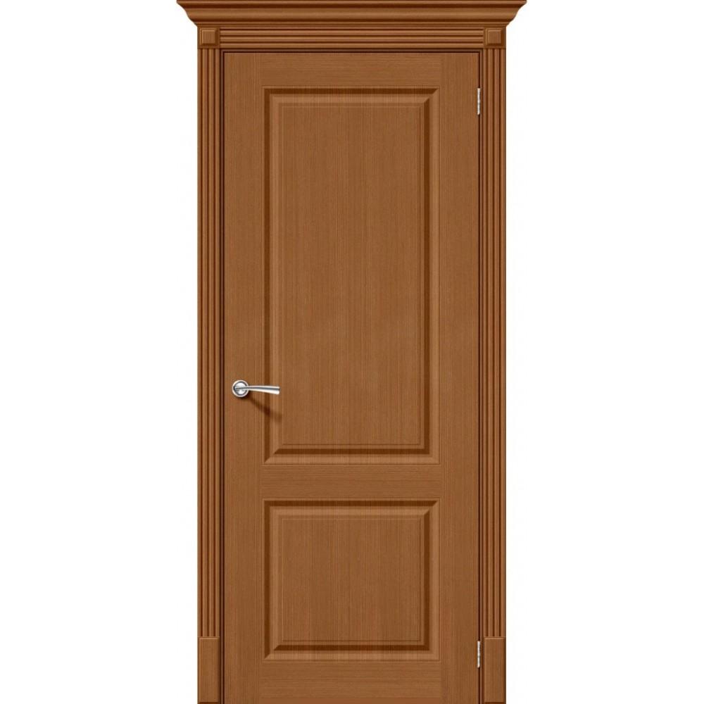 Межкомнатная дверь Статус-12 Ф-11 (Орех)