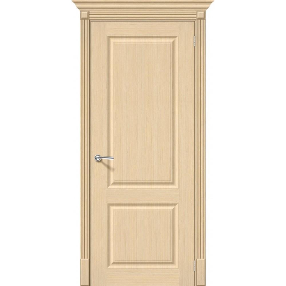 Межкомнатная дверь Статус-12 Ф-22 (БелДуб)
