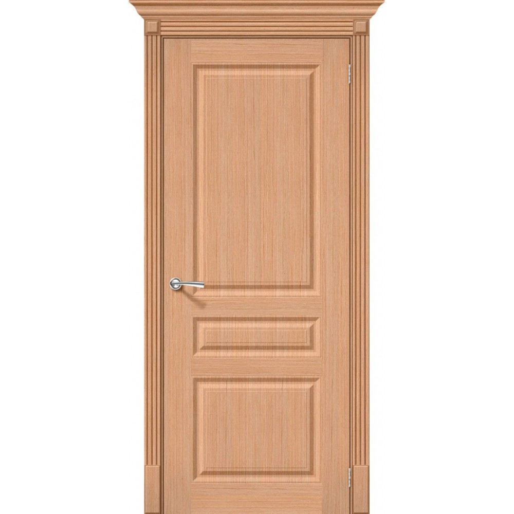 Межкомнатная дверь Статус-14 Ф-01 (Дуб)