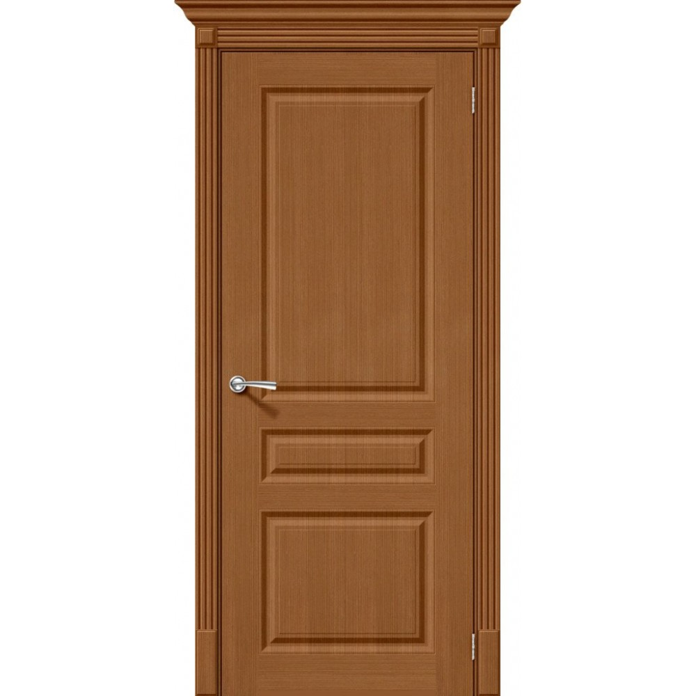 Межкомнатная дверь Статус-14 Ф-11 (Орех)