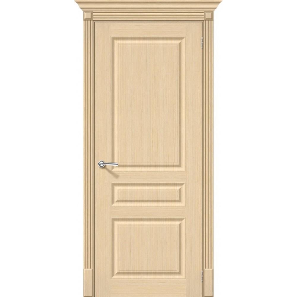 Межкомнатная дверь Статус-14 Ф-22 (БелДуб)