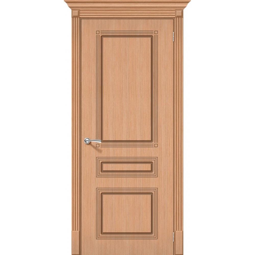 Межкомнатная дверь Стиль Ф-01 (Дуб)