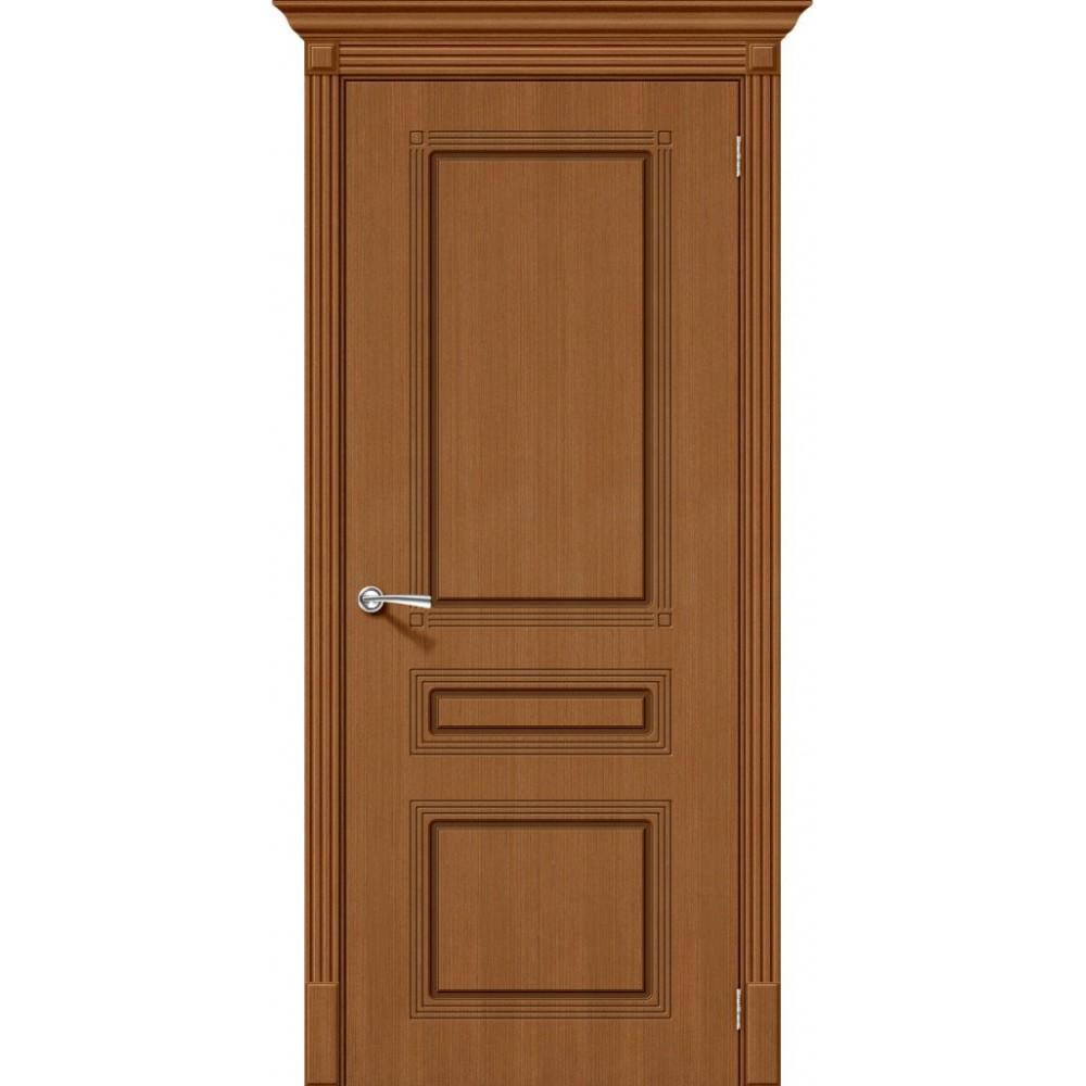 Межкомнатная дверь Стиль Ф-11 (Орех)