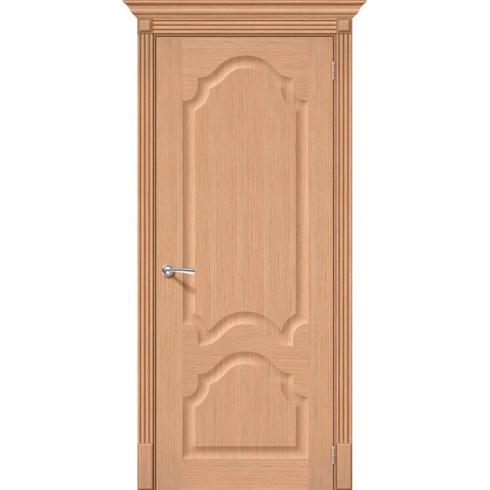 Межкомнатная дверь Афина Ф-01 (Дуб)