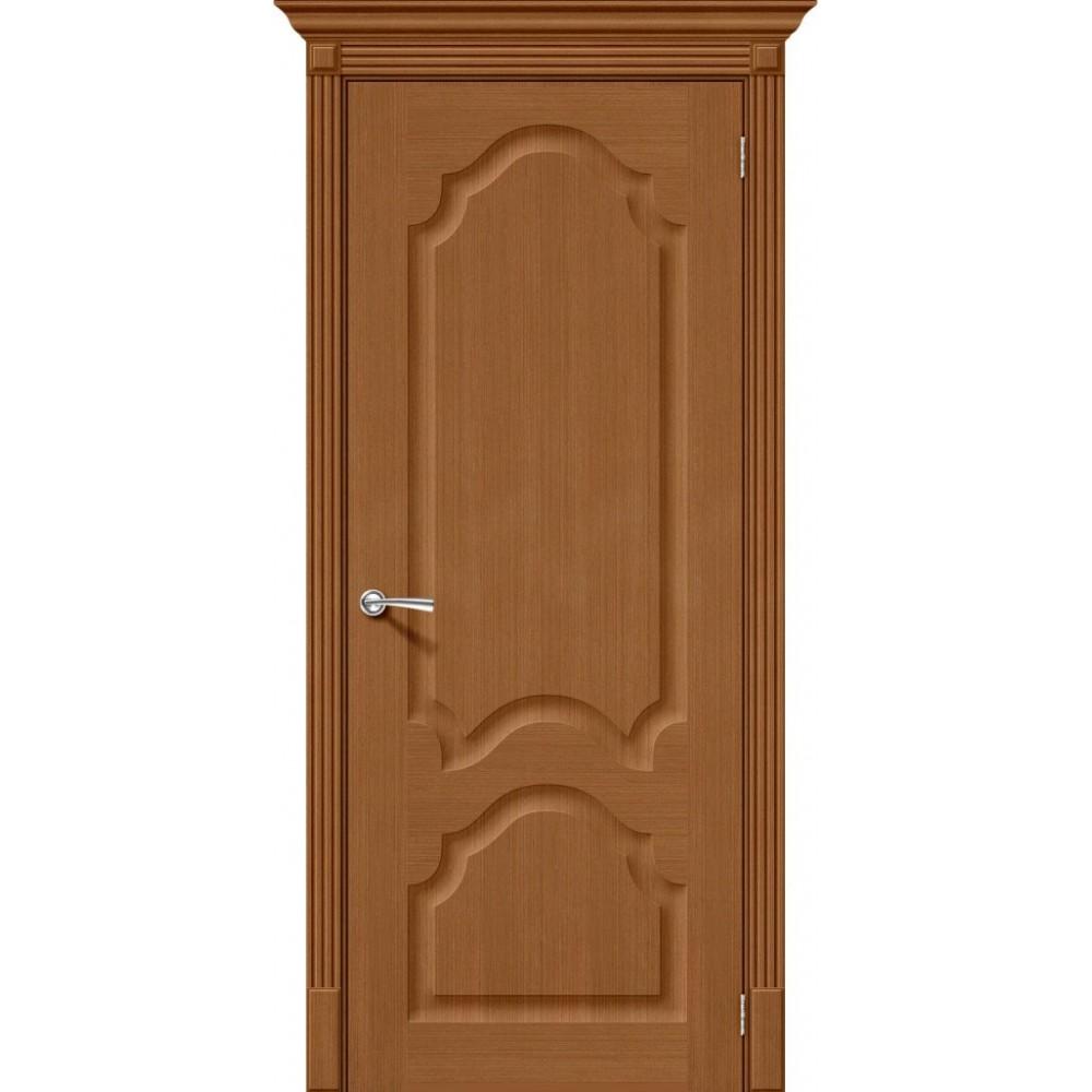 Межкомнатная дверь Афина Ф-11 (Орех)