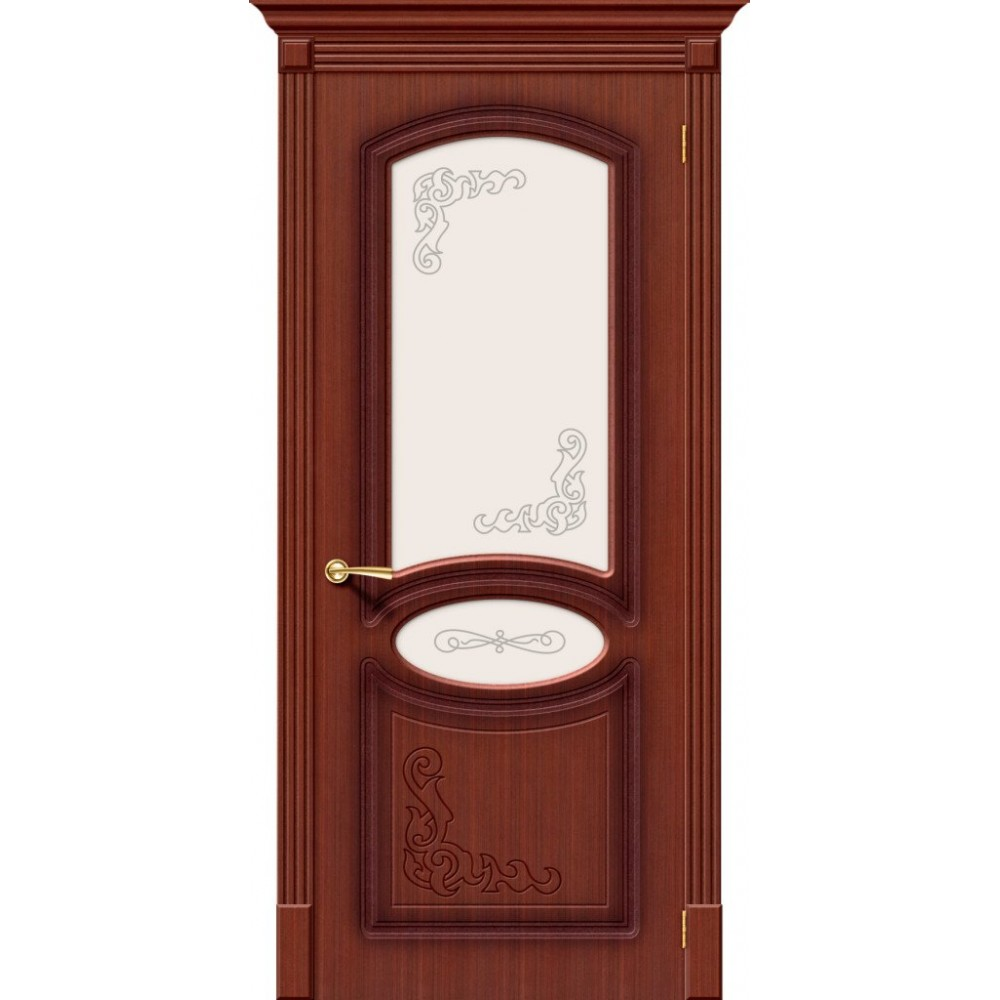 Межкомнатная дверь Азалия Ф-15 (Макоре)/Худ.