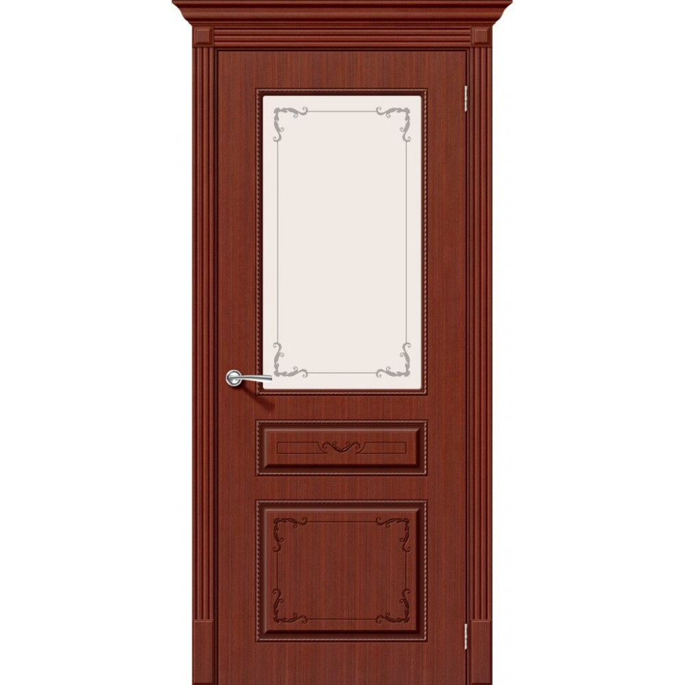 Межкомнатная дверь Классика Ф-15 (Макоре)/Худ.