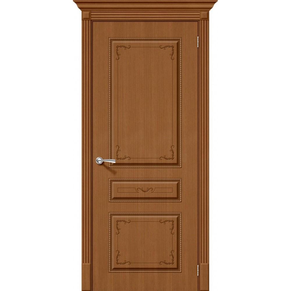 Межкомнатная дверь Классика Ф-11 (Орех)