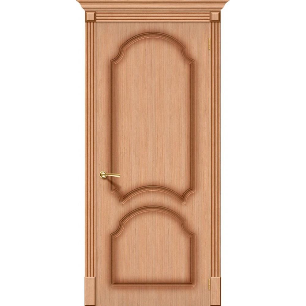 Межкомнатная дверь Соната Ф-01 (Дуб)