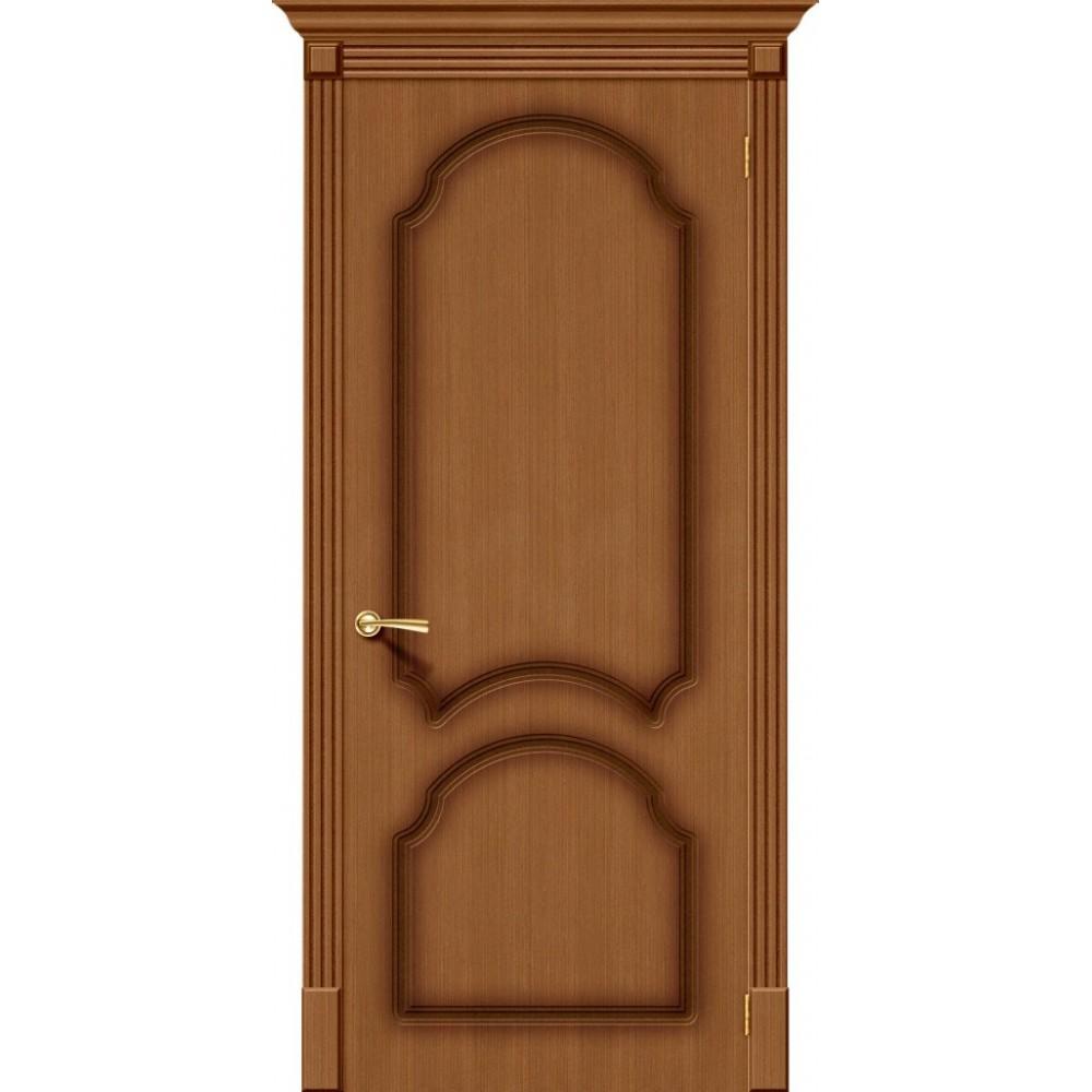 Межкомнатная дверь Соната Ф-11 (Орех)