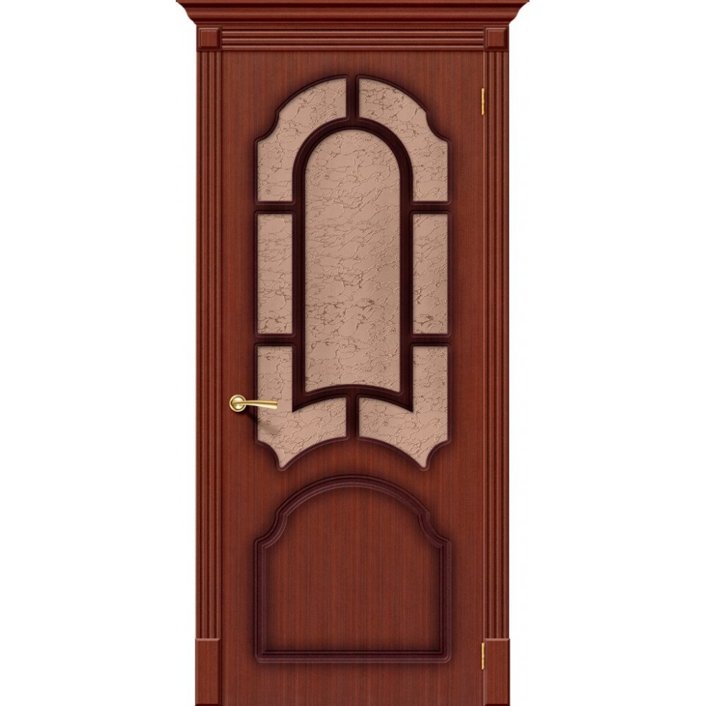 Межкомнатная дверь Соната Ф-15 (Макоре)/Риф.