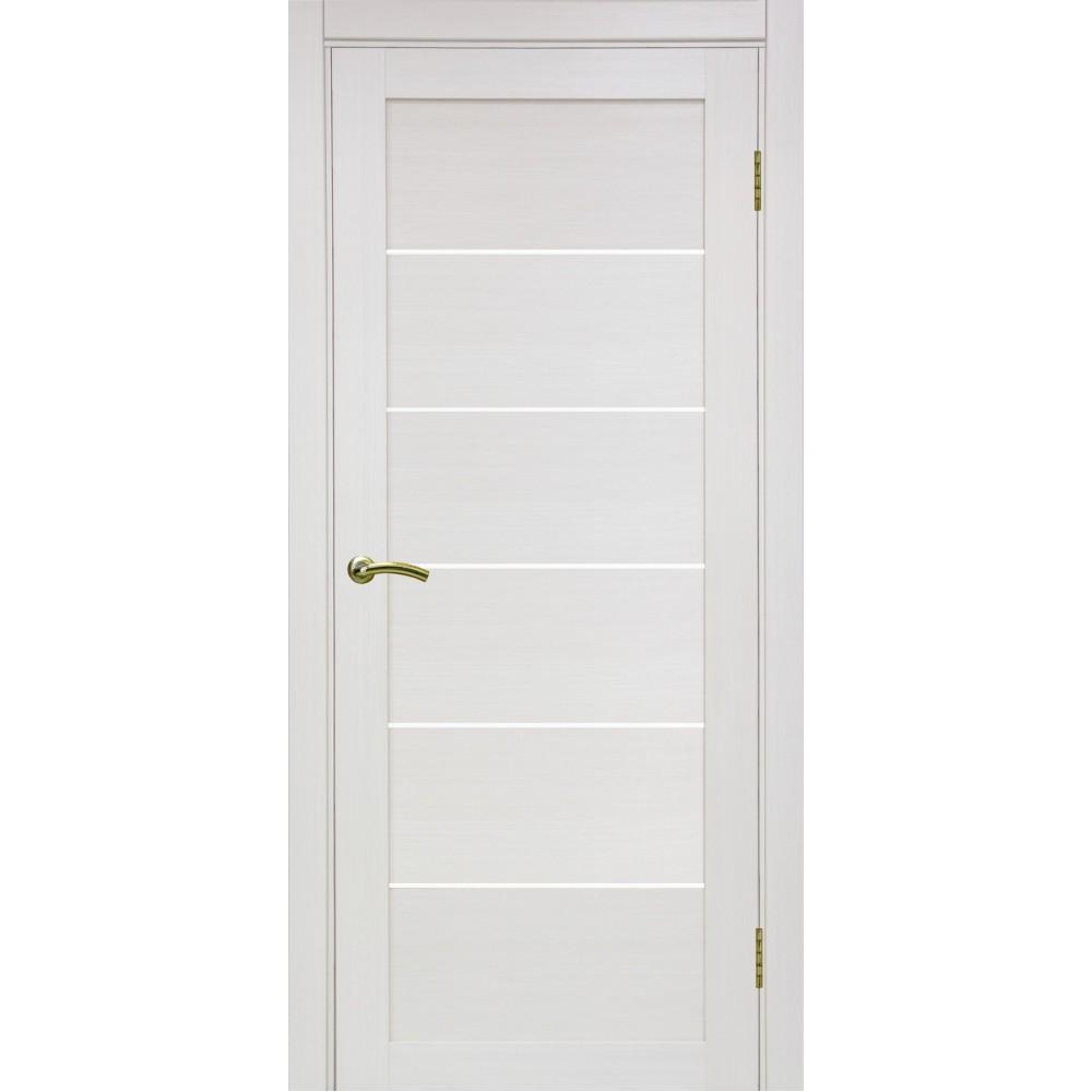 Межкомнатная дверь Турин 506 Ясень перламутровый