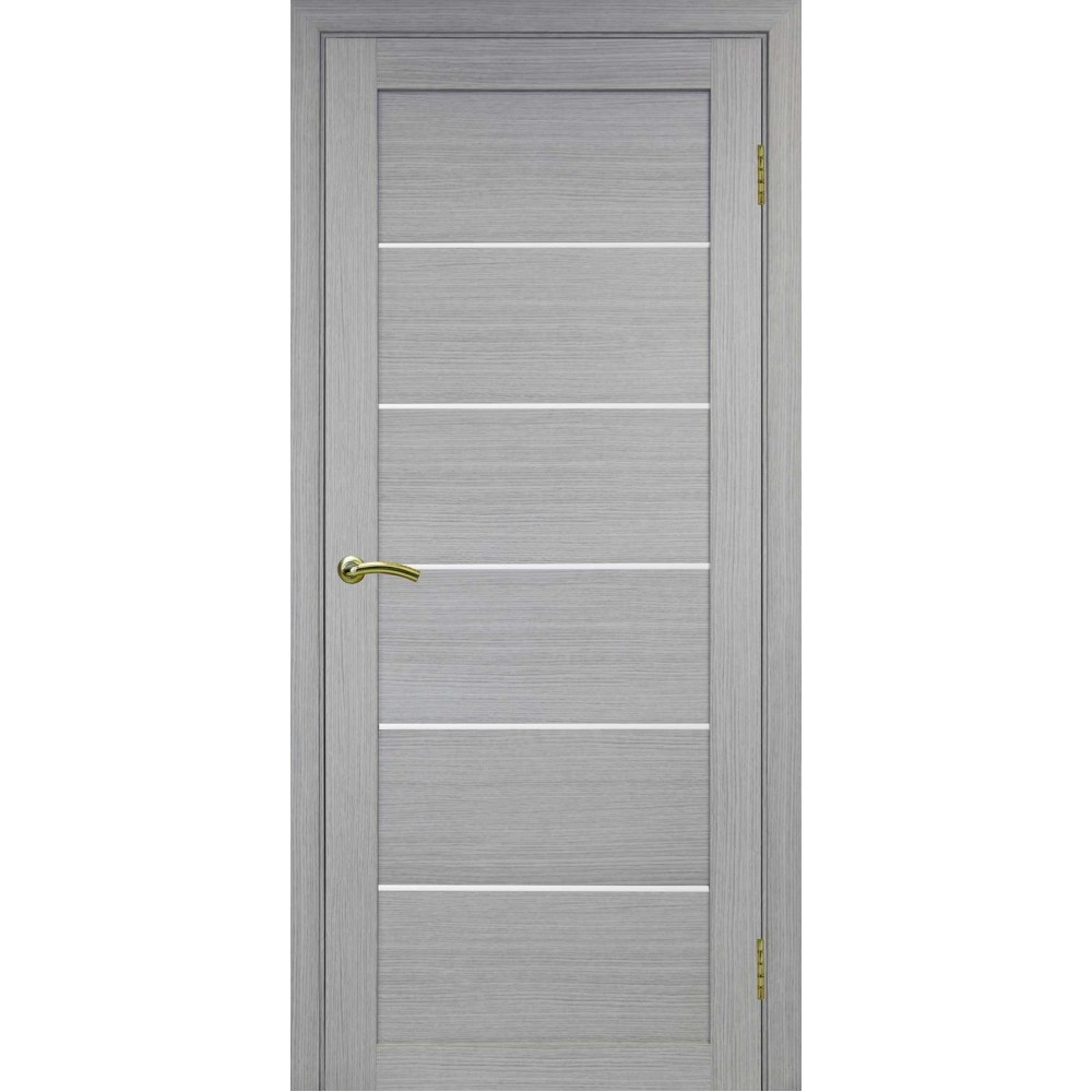 Межкомнатная дверь Турин 506 Дуб серый