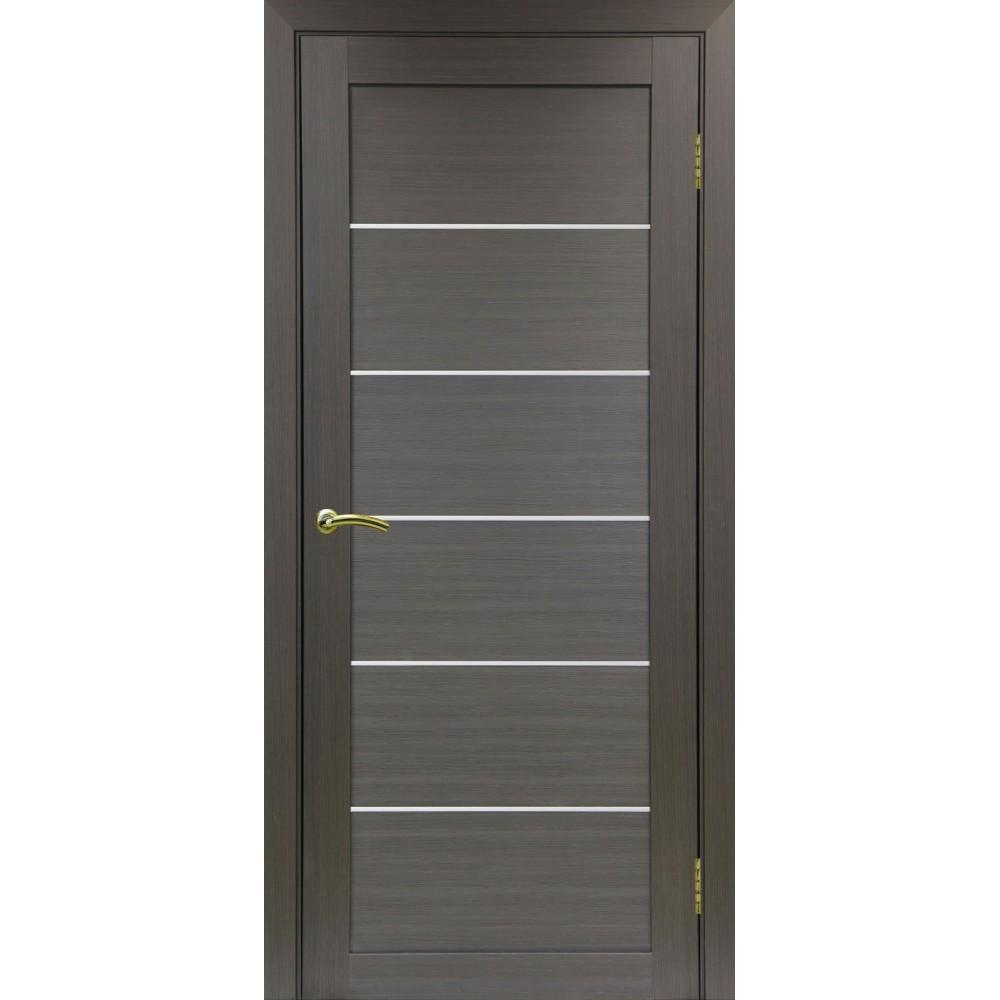 Межкомнатная дверь Турин 506 Венге