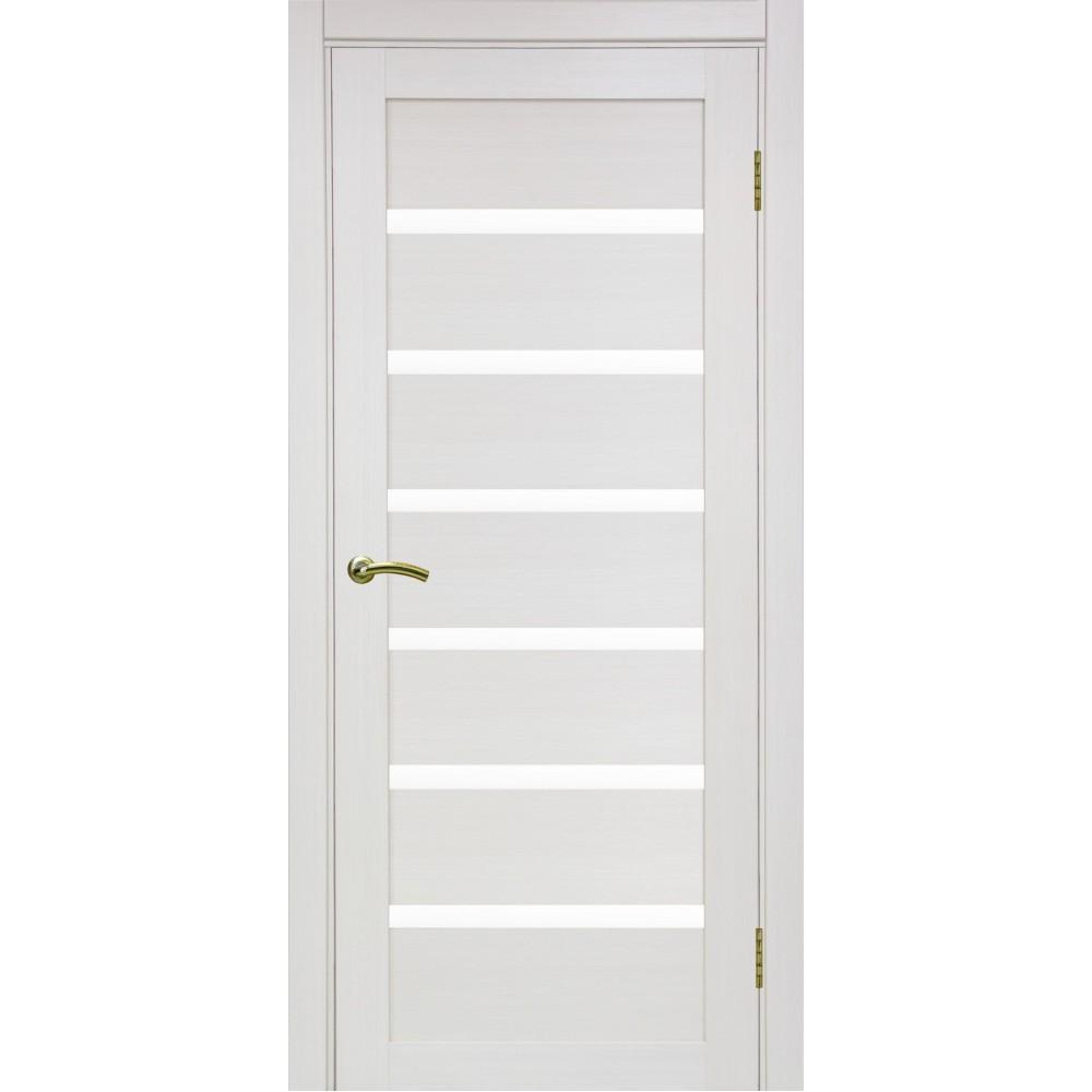 Межкомнатная дверь Турин 507 Ясень перламутровый