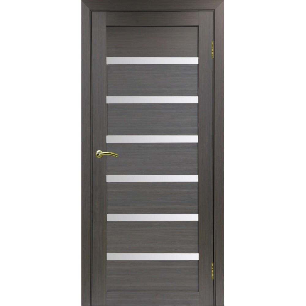 Межкомнатная дверь Турин 507 Венге
