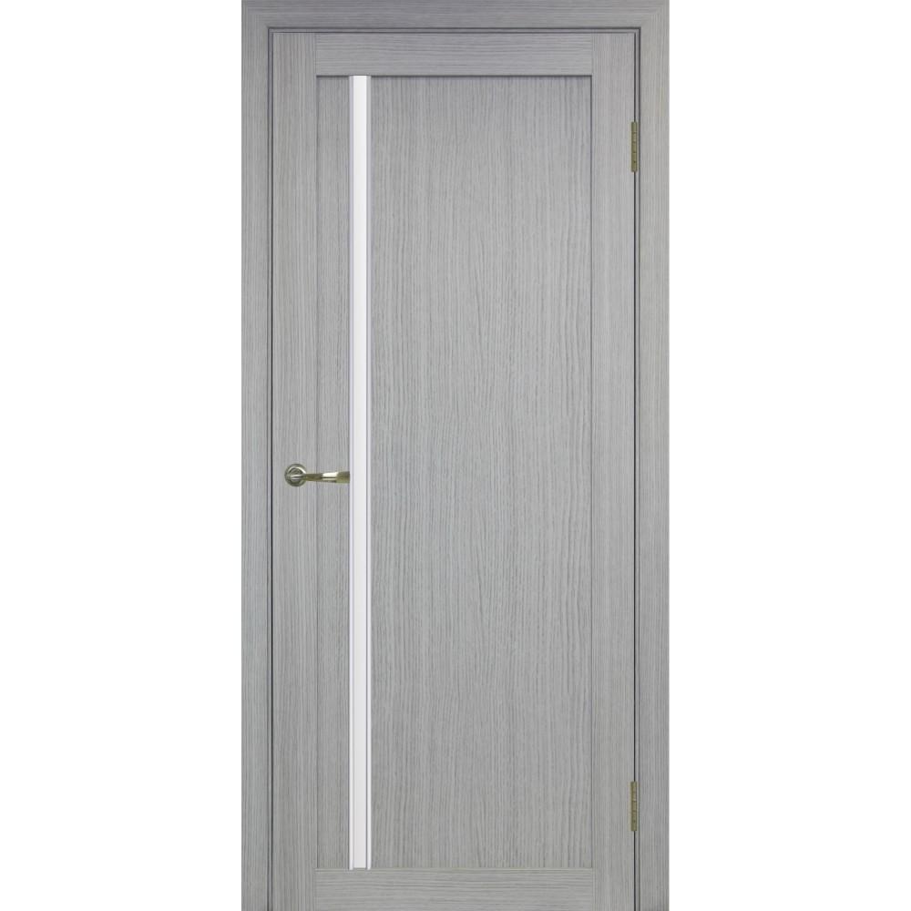 Межкомнатная дверь Турин 527АПС Молдинг SC Дуб серый