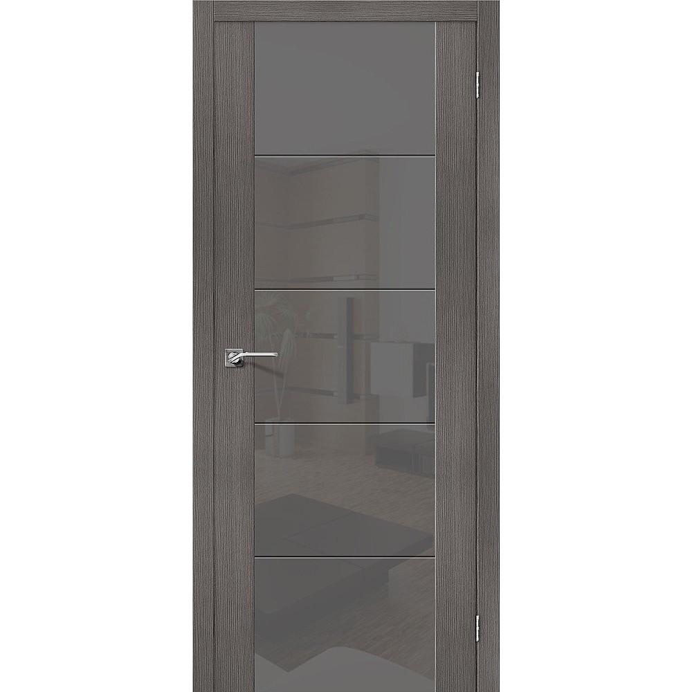Межкомнатная дверь V4 S Grey Veralinga/Smoke