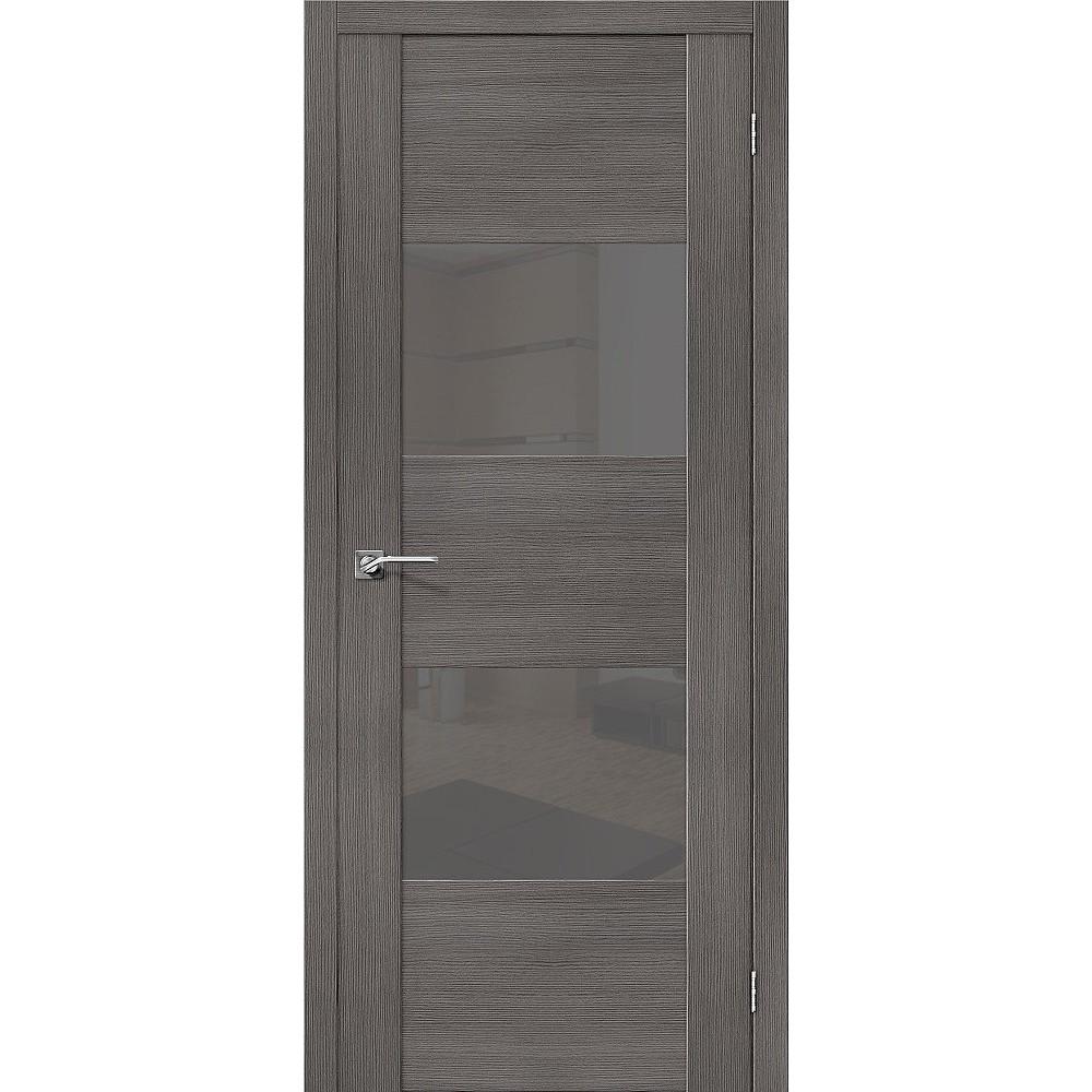 Межкомнатная дверь VG2 S Grey Veralinga/Smoke