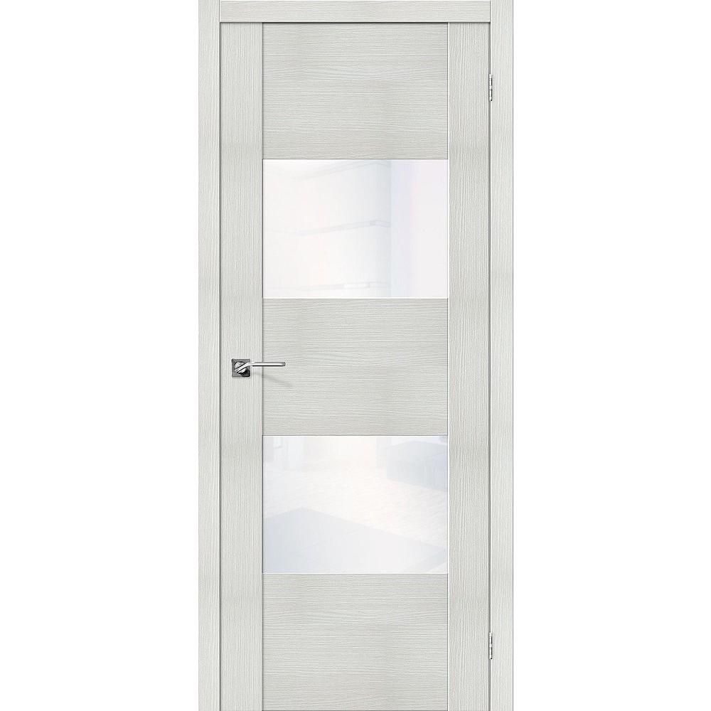 Межкомнатная дверь VG2 WW Bianco Veralinga/White Waltz
