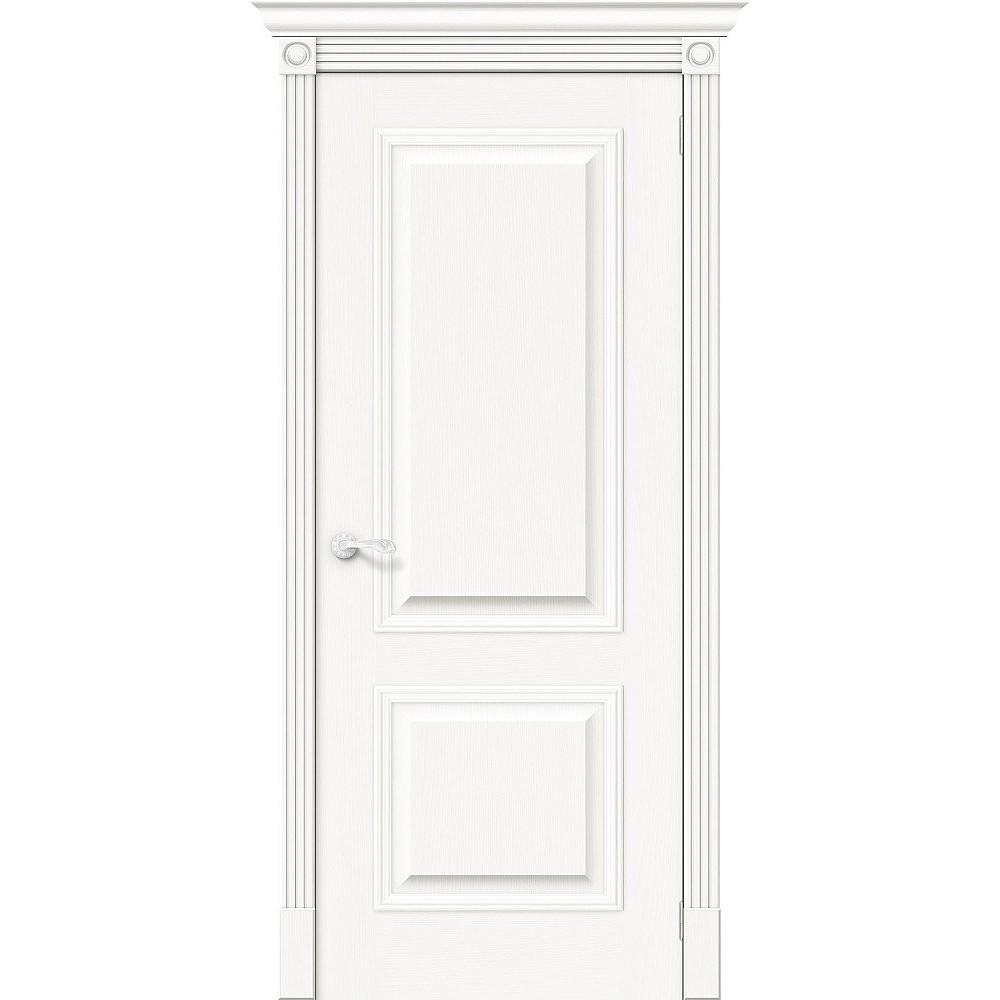 Межкомнатная дверь Вуд Классик-12 Whitey