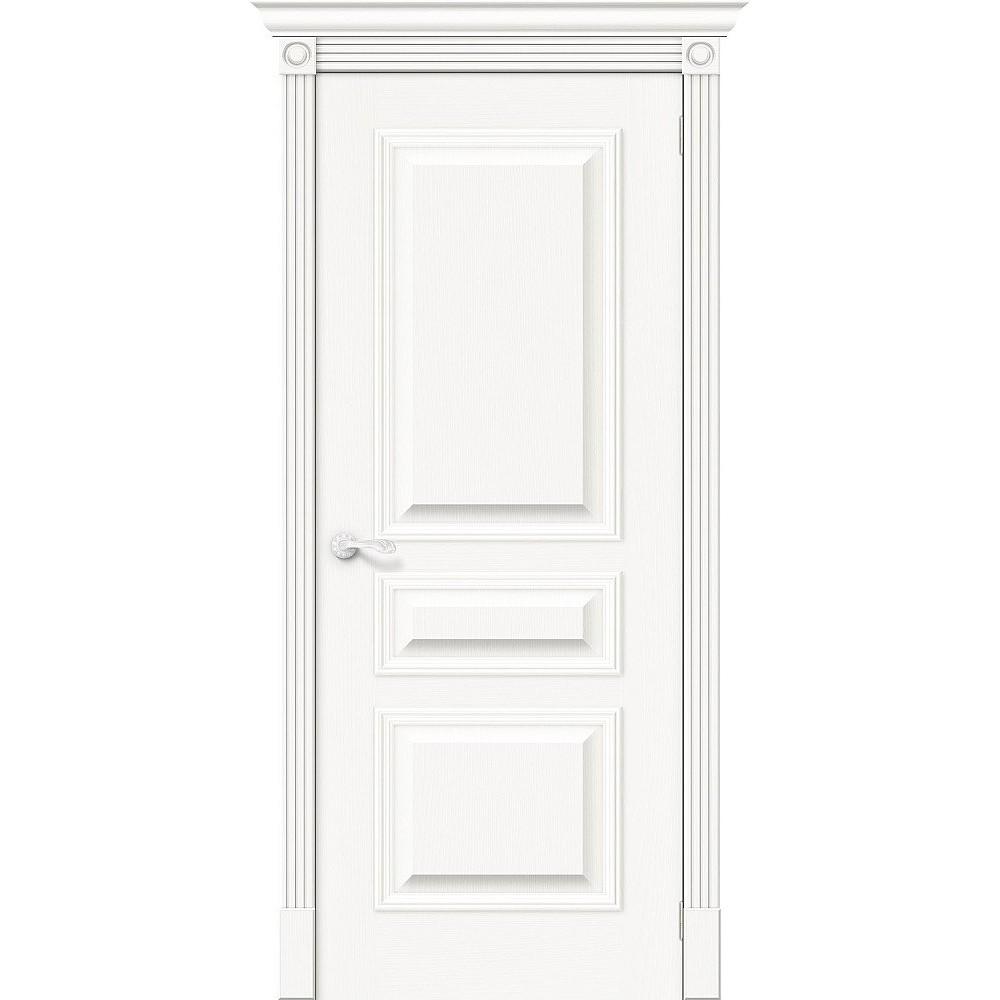 Межкомнатная дверь Вуд Классик-14 Whitey