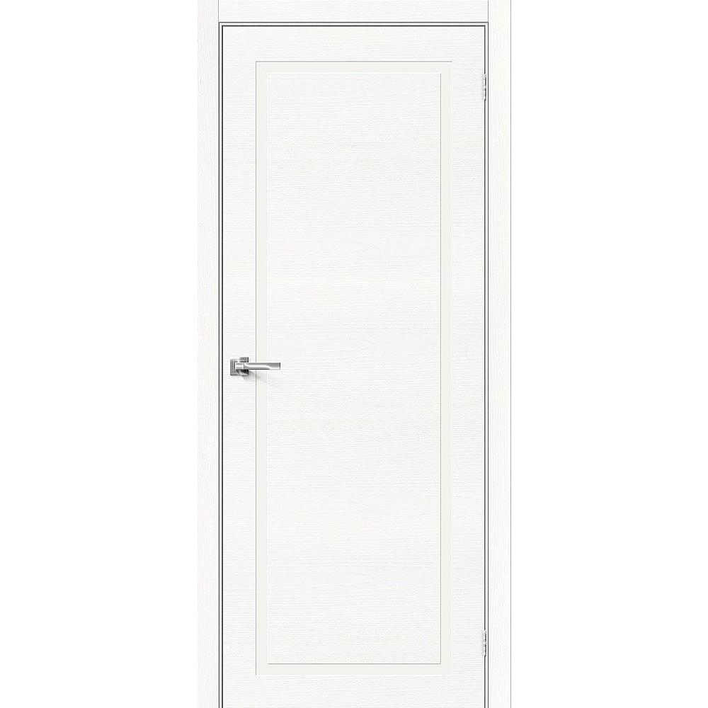 Межкомнатная дверь Вуд НеоКлассик-10.H Whitey