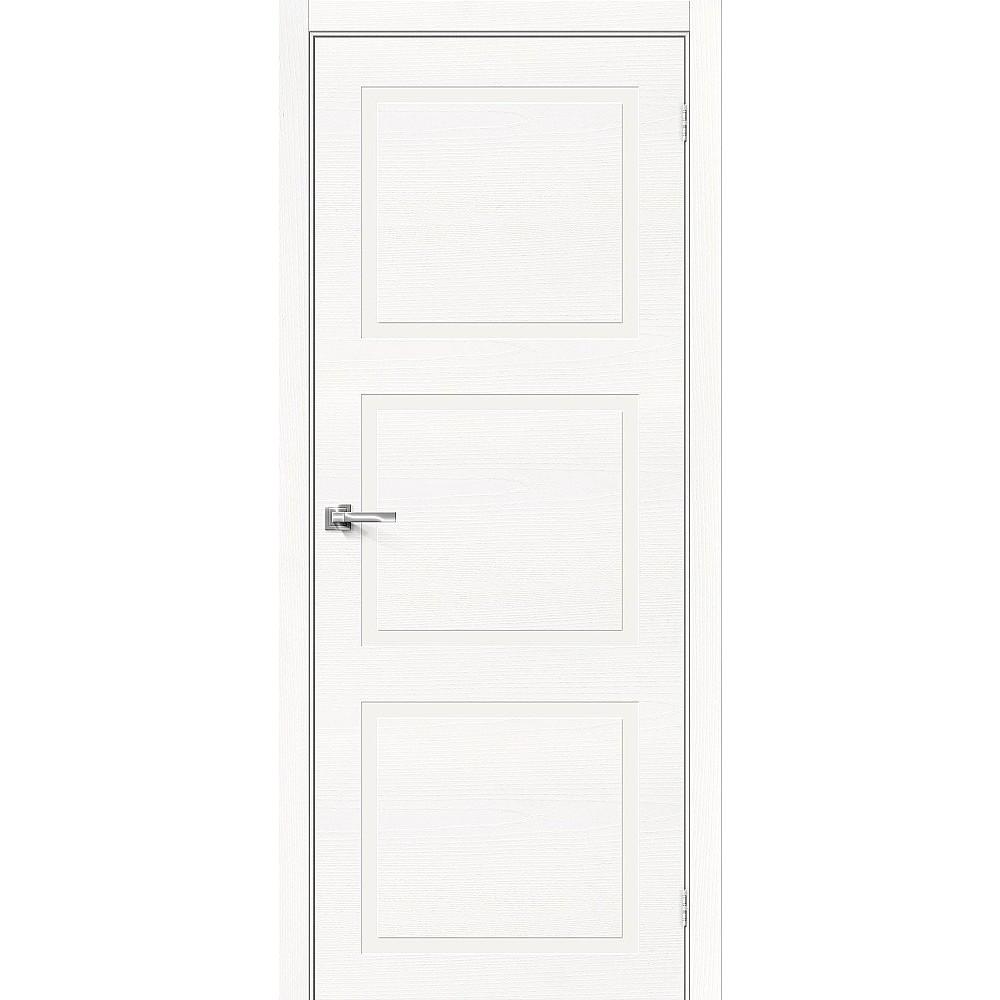 Межкомнатная дверь Вуд НеоКлассик-16.H Whitey
