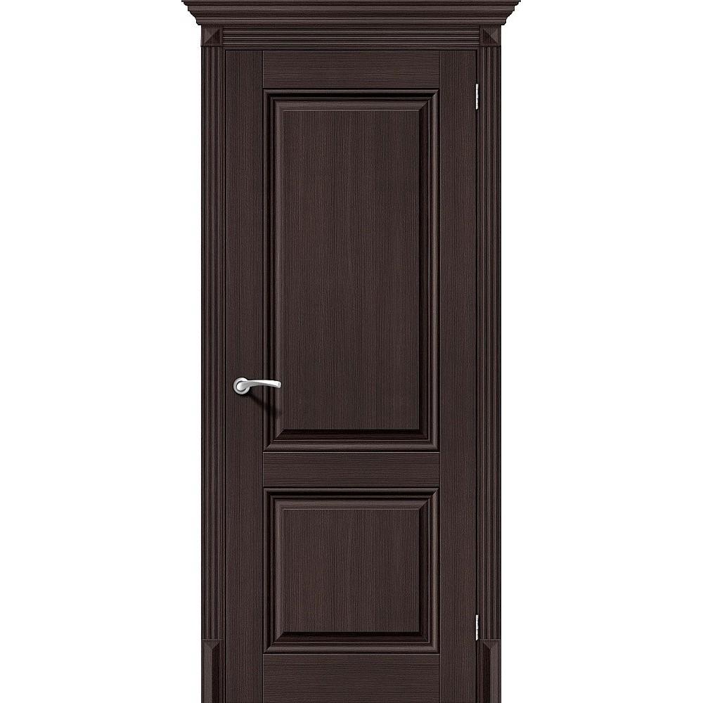 Межкомнатная дверь Классико-32 Wenge Veralinga