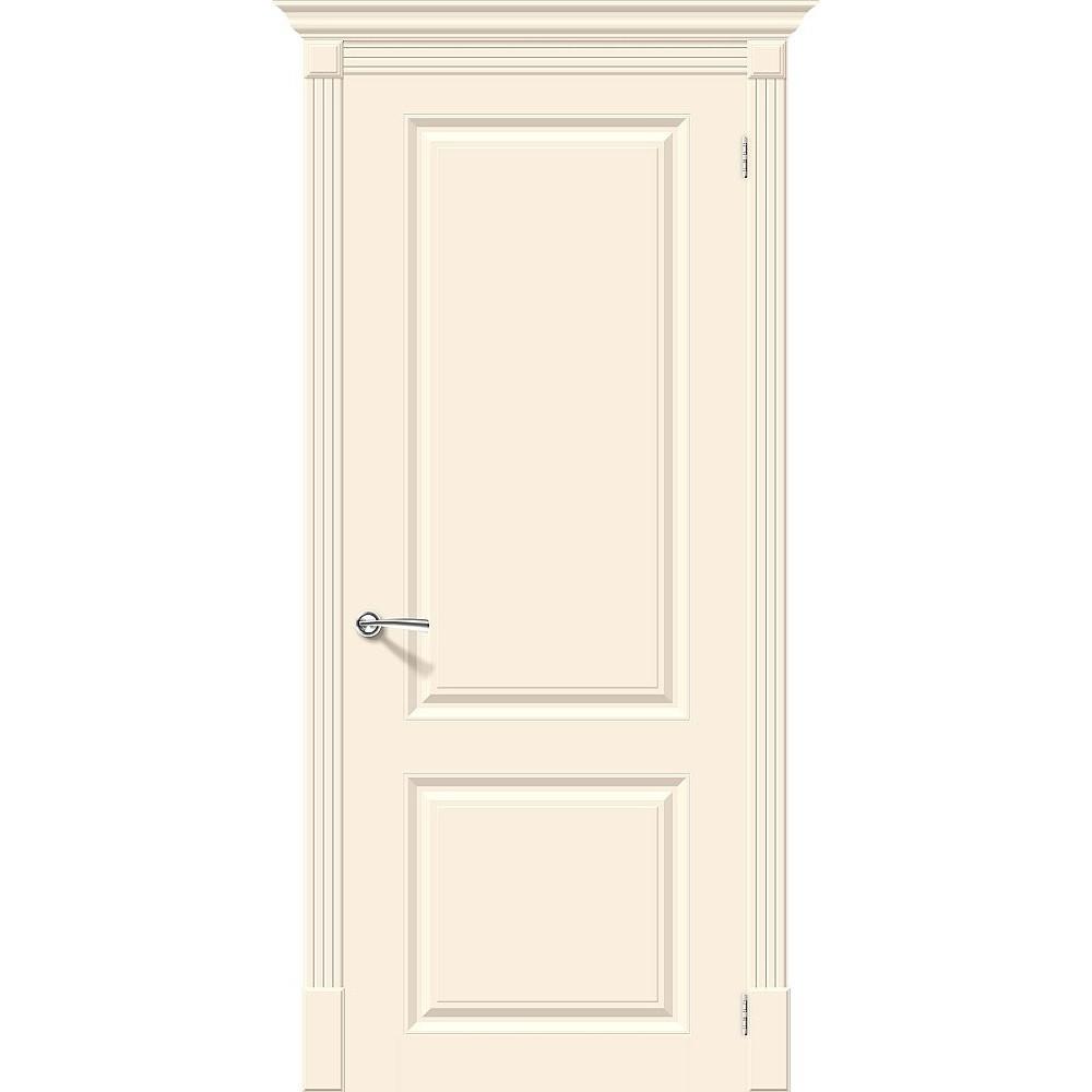 Межкомнатная дверь Скинни-12 Cream