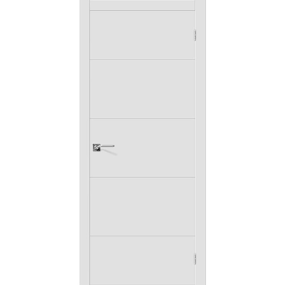 Межкомнатная дверь Скинни-2 Whitey