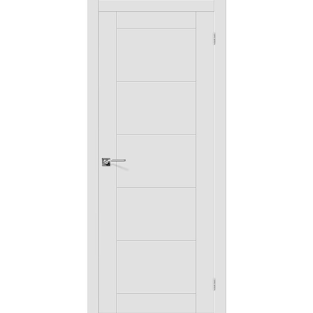 Межкомнатная дверь Скинни-4 Whitey