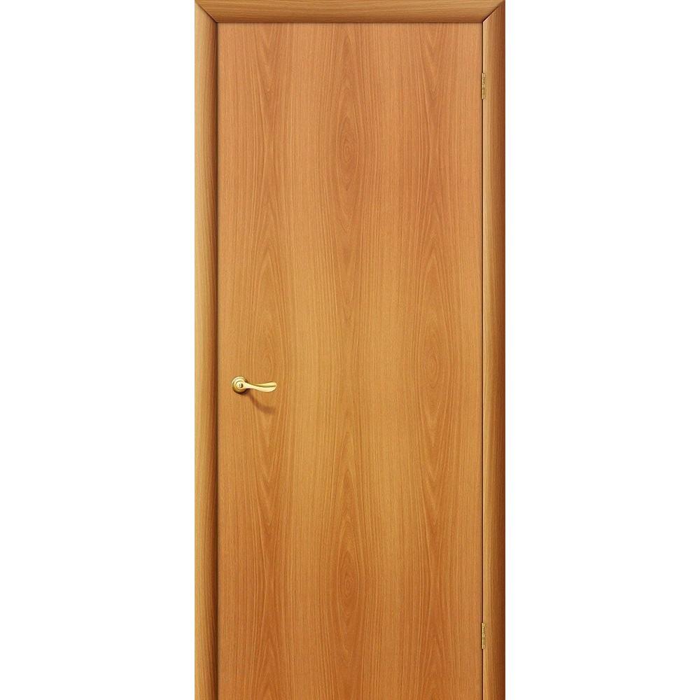 Межкомнатная дверь ГОСТ Л-12 (МиланОрех)