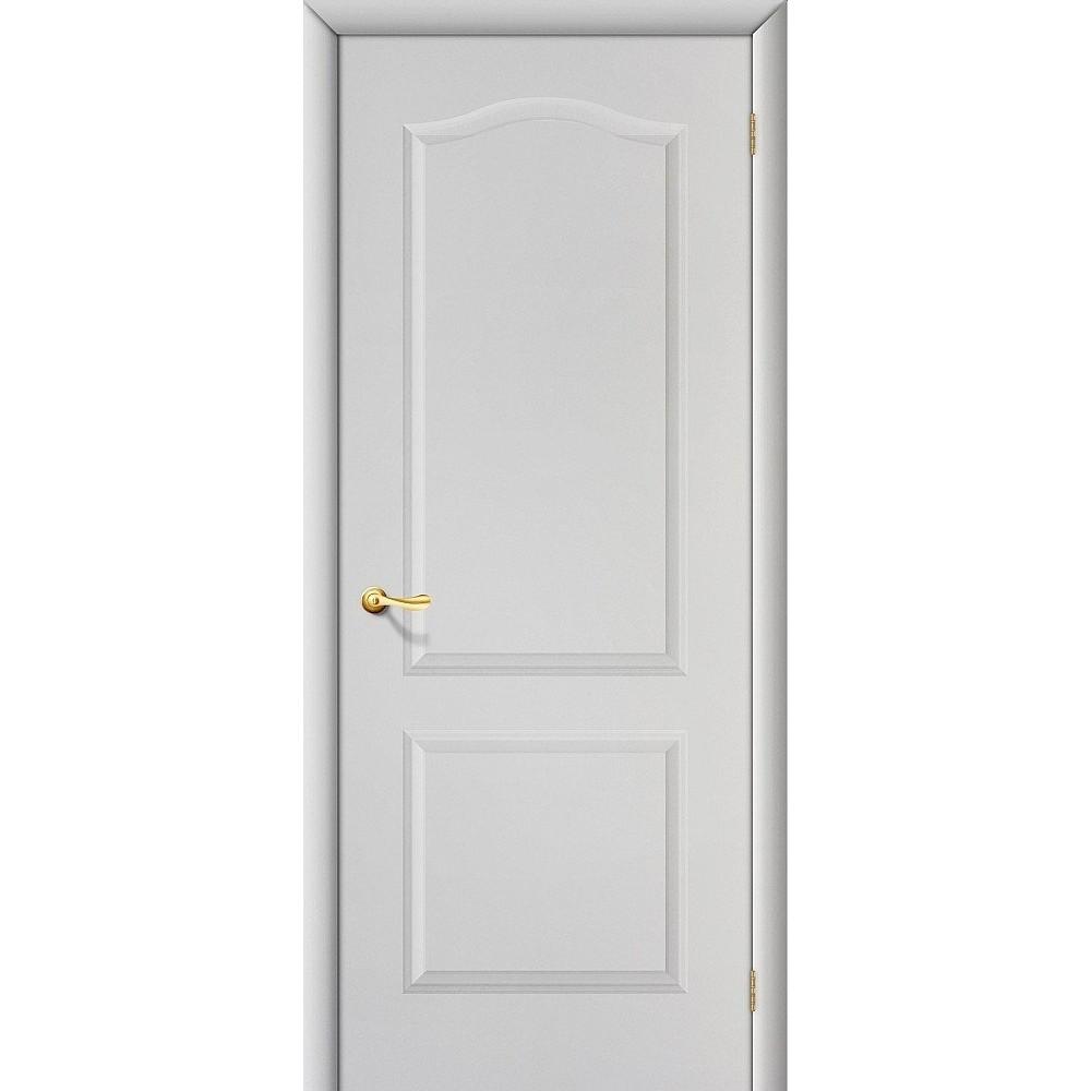 Межкомнатная дверь Классик Белый Грунт
